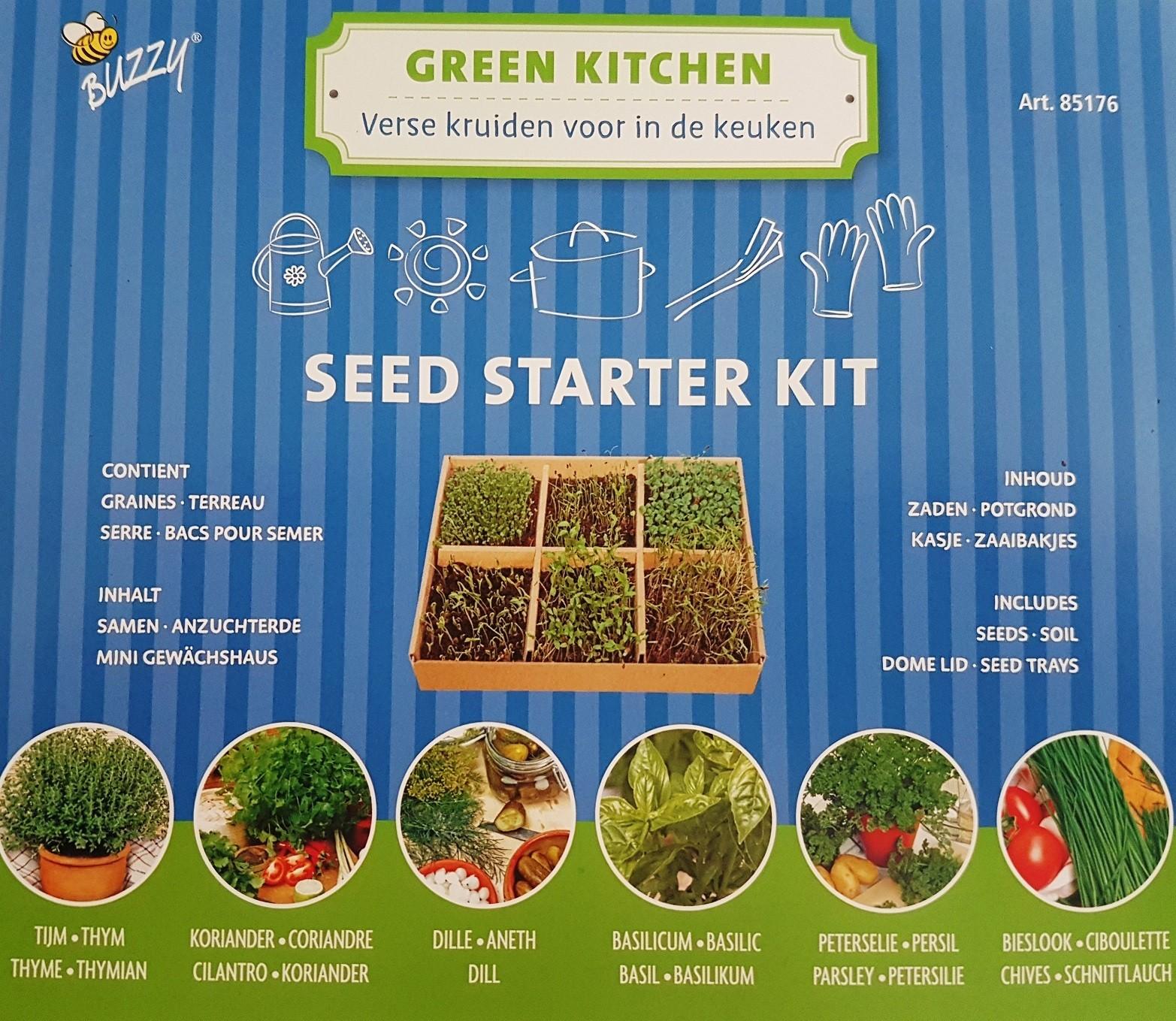 kits de d marrage pour semis de plantes aromatiques facile utiliser. Black Bedroom Furniture Sets. Home Design Ideas