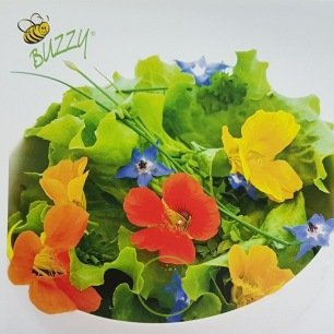 Kit semis facile - Fleurs comestibles