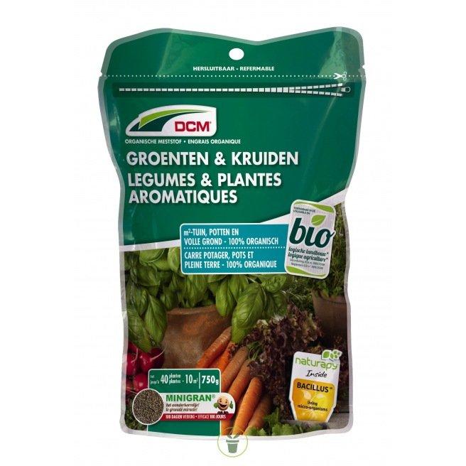 Engrais Légumes et Plantes Aromatiques 0,75 kg - BIO