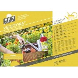 Végétora 0,8 kg – Engrais soluble pour fleurissement