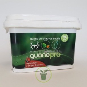 Guanopro 1,5 kg - engrais organique naturel