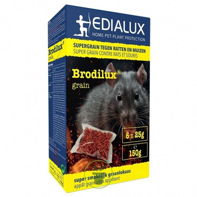 Brodilux Grain – appâts anti rats et souris