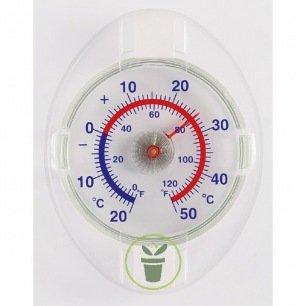 Thermomètre pour fenêtre