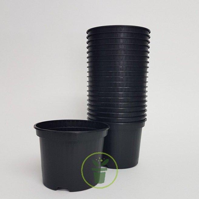 Pots plastique ronds 9 cm