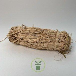 Raphia naturel - bobine de 50 grammes