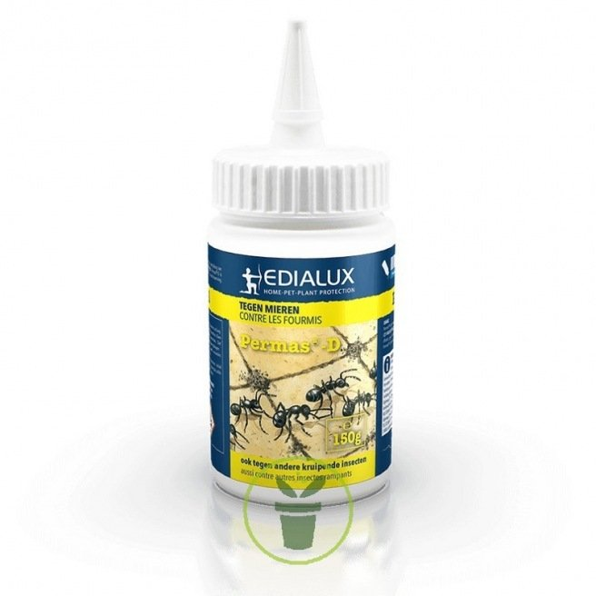 Permas D – Contre insectes rampants et guêpes 150 grammes