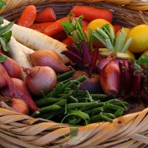 Légumes originaux - 9 variétés goûteuses et colorées