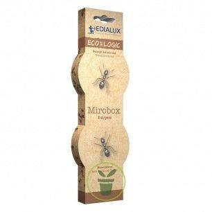 Mirobox- boites anti-fourmis écologique 2 pièces