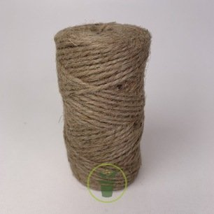 Corde de jardin en jute - 100 grammes