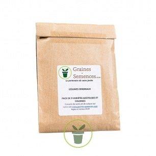 1 sachet de graines en cadeau (valeur 10 €)