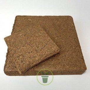 Terreau compressé pour semis et culture 10 litres