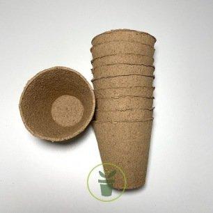 Pots biodégradables 6 cm et 8 cm (Jiffy pots)